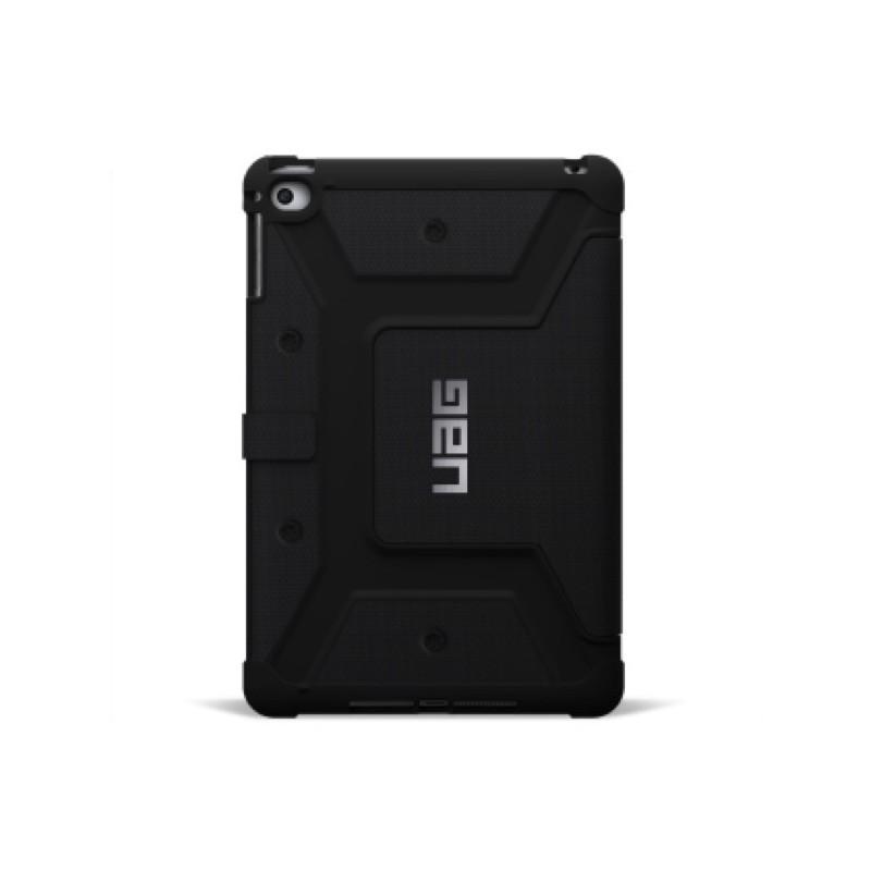 UAG Folio Scout case iPad Mini 4 zwart
