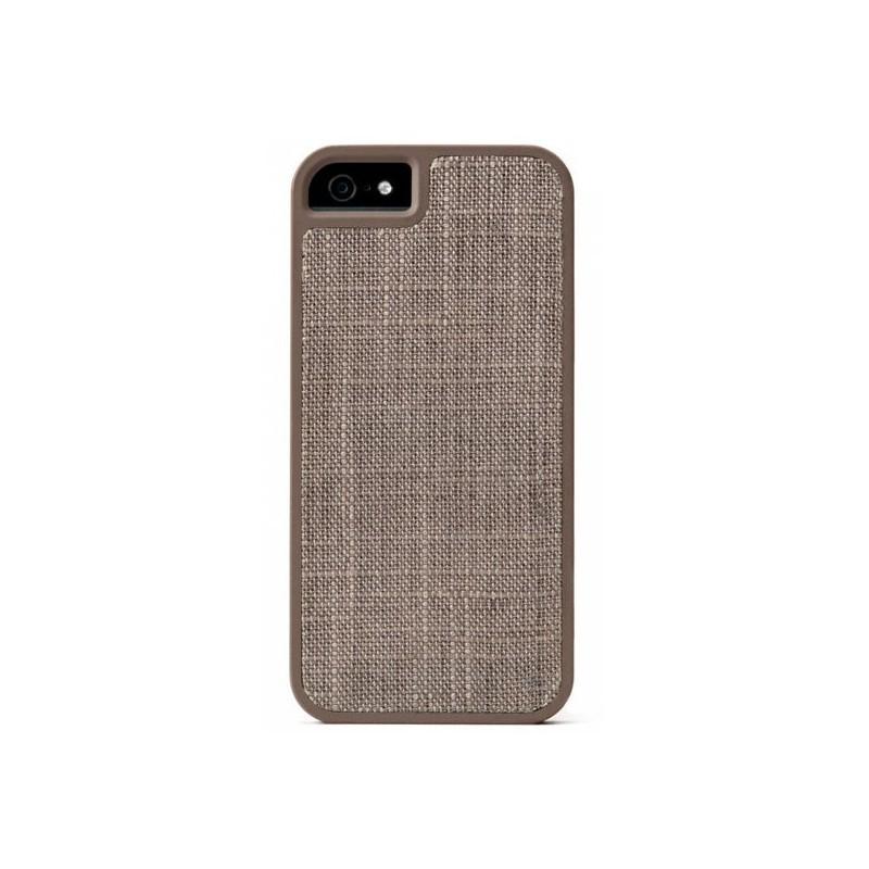 Booq Fibre Snapcase iPhone 5(S)/SE Sand