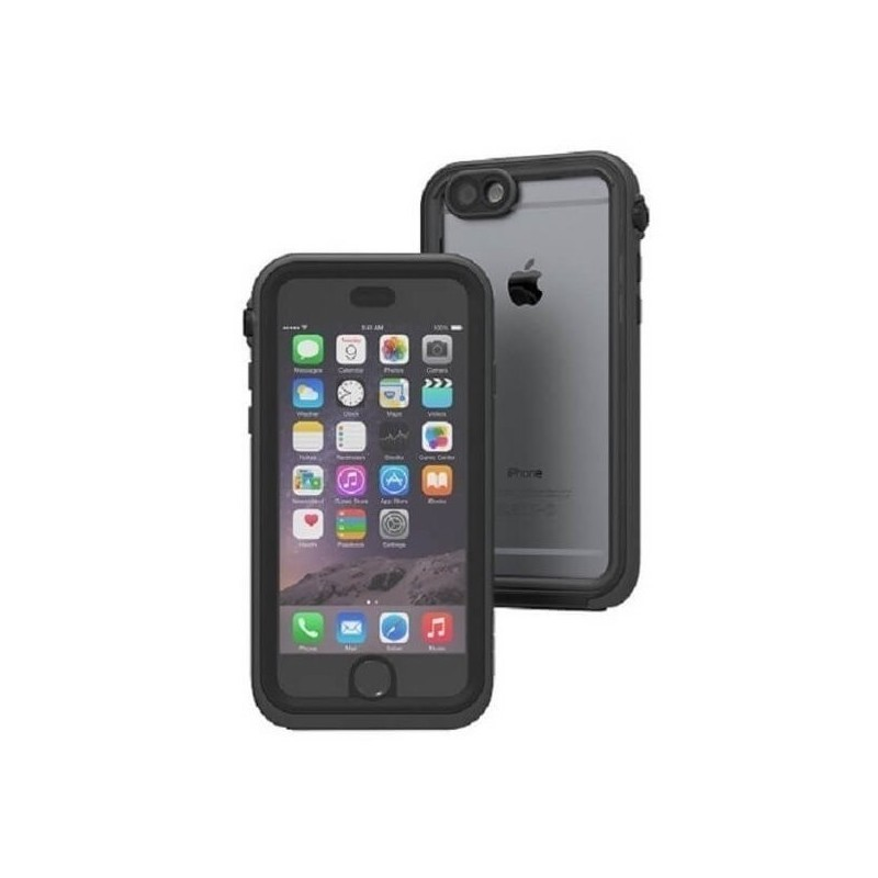 Catalyst waterproof case iPhone 6(S) zwart