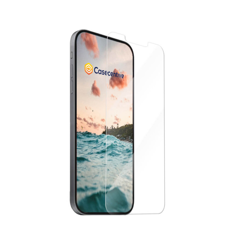 Casecentive Glass Screenprotector 2D iPhone 12 / iPhone 12 Pro
