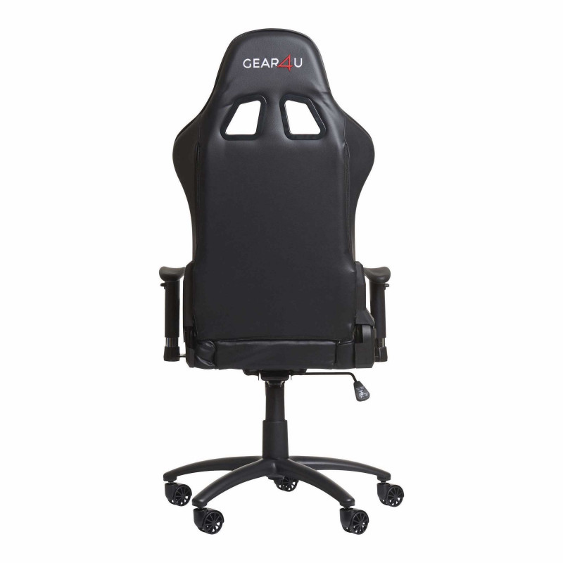 Gear4U Elite gaming chair zwart