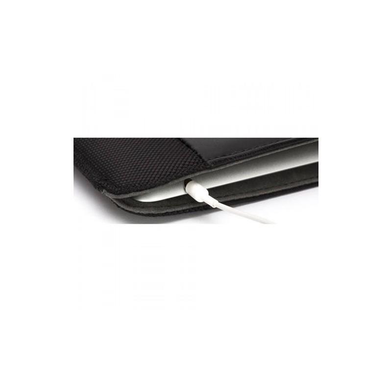 Griffin Elan Sleeve Lite iPad 2/3/4 zwart