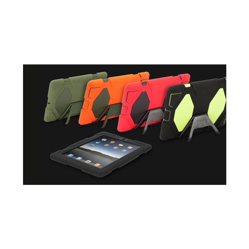 Griffin Survivor All-Terrain hardcase iPad Mini 1 / 2 / 3 zwart