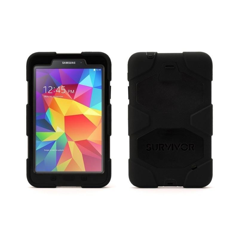 Griffin Survivor All-Terrain hardcase Galaxy Tab 4 8.0 zwart