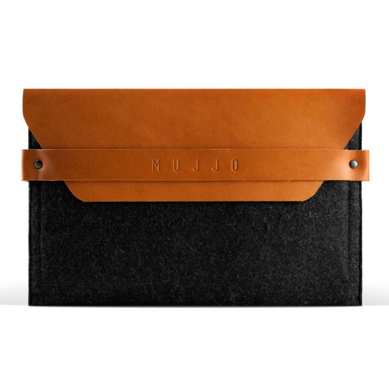 Mujjo Envelope sleeve iPad Mini 1 /2 / 3 / 4 / 5 bruin