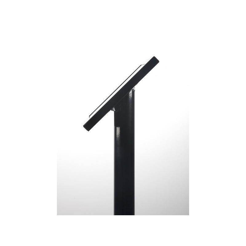 Tablet vloerstandaard Securo iPad en Galaxy Tab zwart