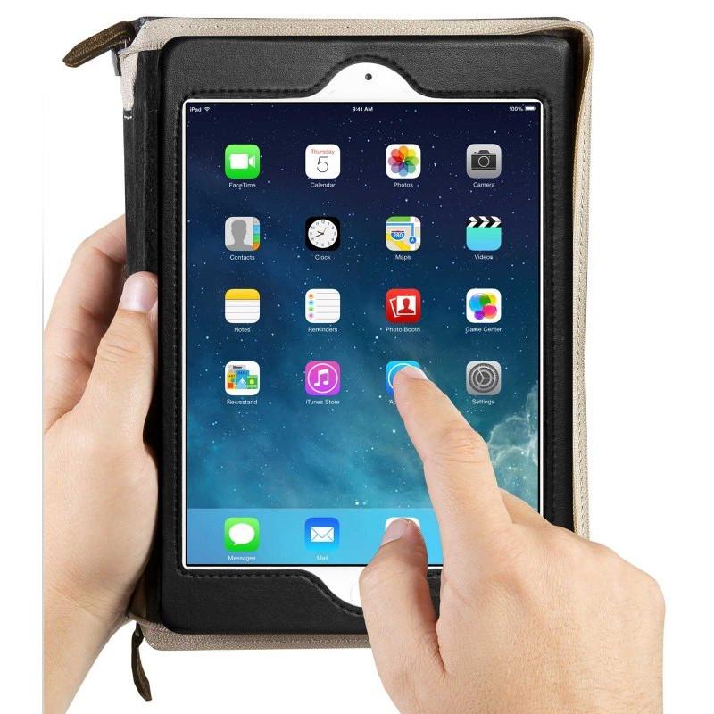 Twelve South BookBook iPad 2017 / 2018 / Air 1/2 zwart