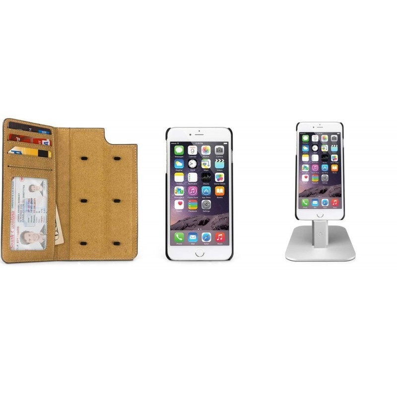 Twelve South BookBook iPhone 6(S) zwart