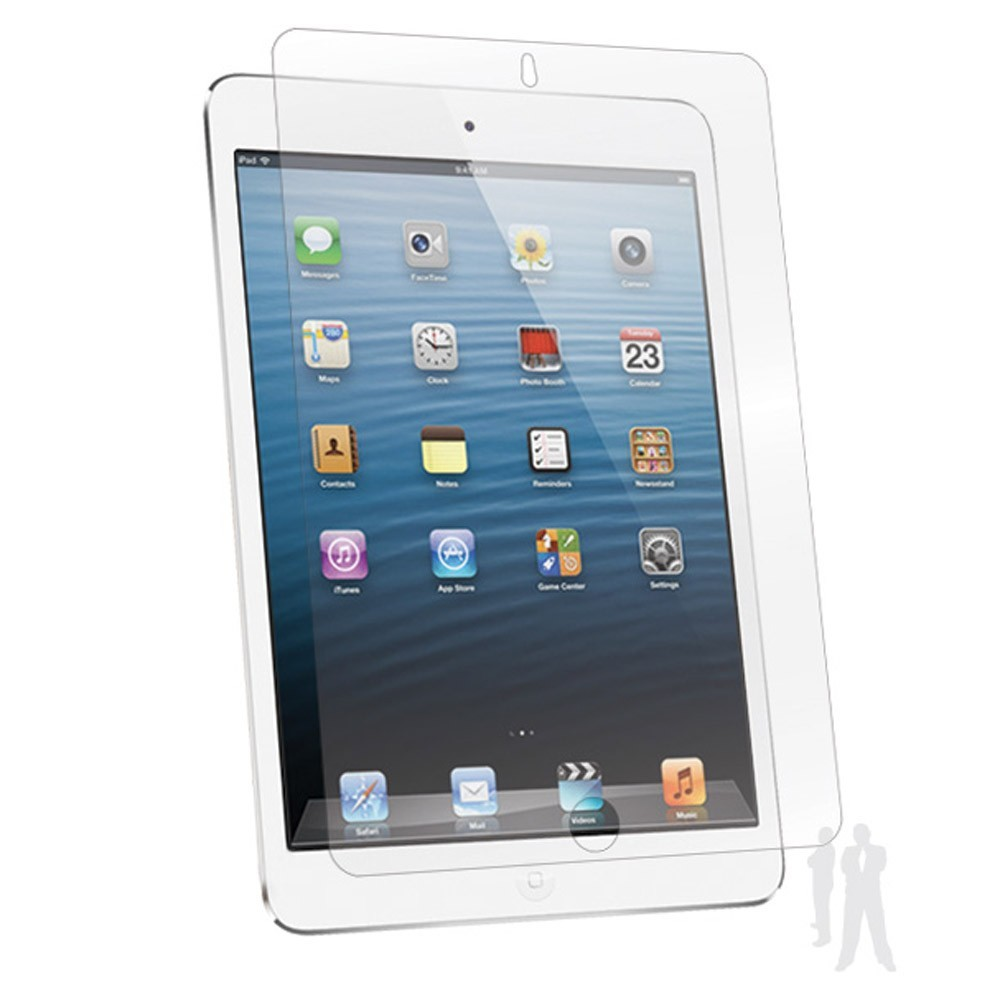Bodyguardz UltraTough iPad mini 1 / 2 / 3 Screenprotector Clear