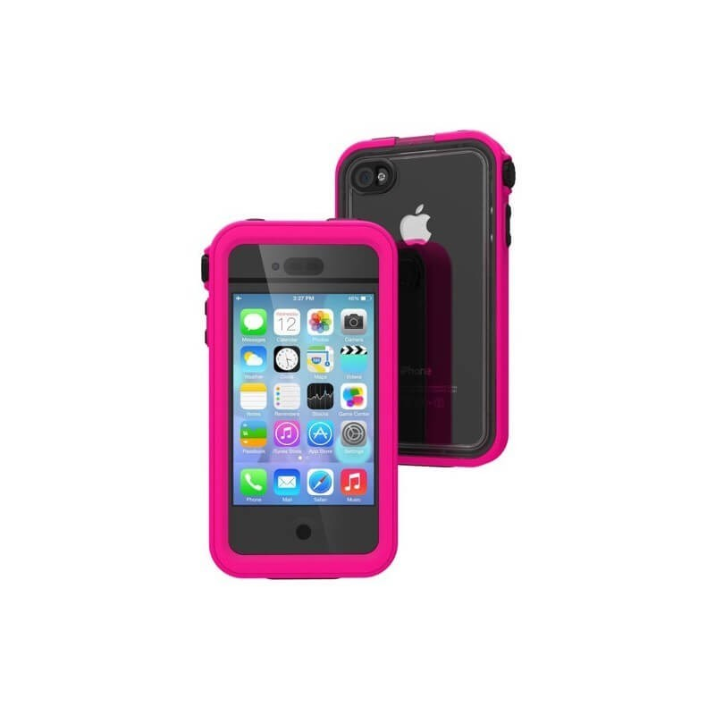 Catalyst waterproof case iPhone 4(S) lila