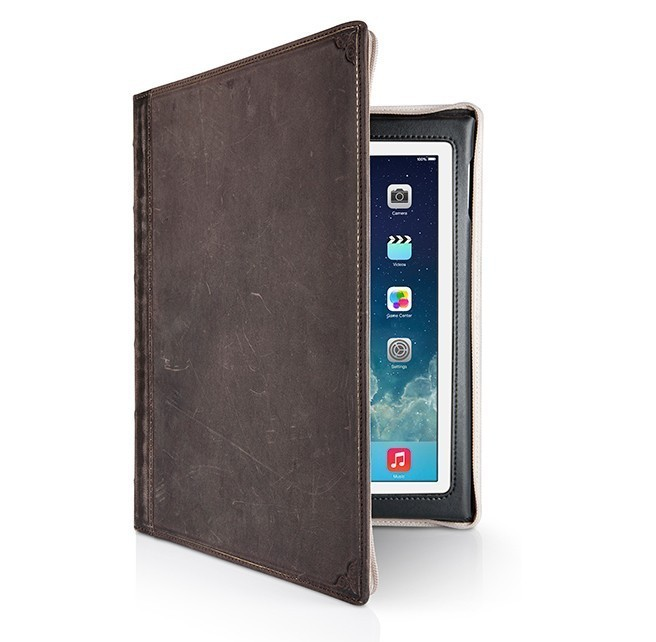 Twelve South BookBook iPad 2017 / 2018 / Air 1/2 bruin