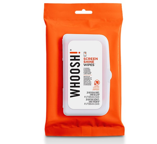 Whoosh Screen Shine doekjes ( 20 Pack)