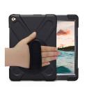 Casecentive Handstrap Hardcase met handvat iPad Pro 10.5 / Air 10.5 (2019) zwart