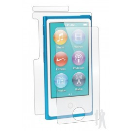 Bodyguardz UltraTough iPod Nano 7G Full Body transparant