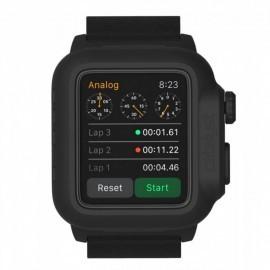 Catalyst waterproof Apple Watch case zwart