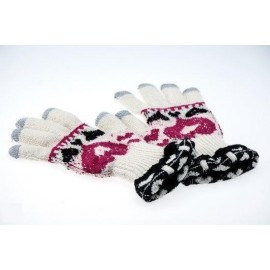 Avanca Touchscreen Handschoenen Winter Romance