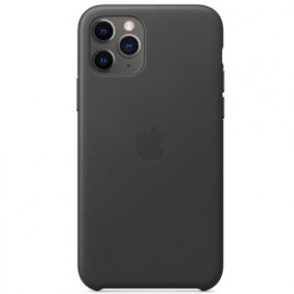 Apple leather case iPhone 11 Pro Max black