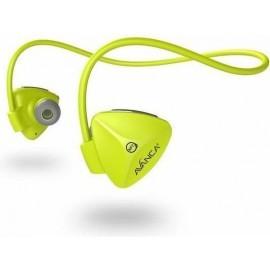 Avanca D1 Bluetooth Headset Geel