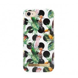 iDeal of Sweden Fashion Back Case iPhone 7 / 8 / SE 2020 tropical dots