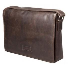 dbramante1928 Marselisborg 14 inch Messenger Bag Hunter Dark