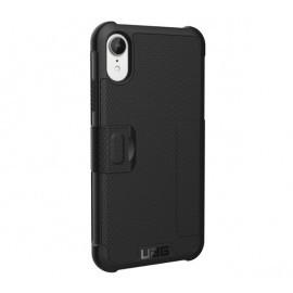 UAG Hard Case Metropolis iPhone XR zwart