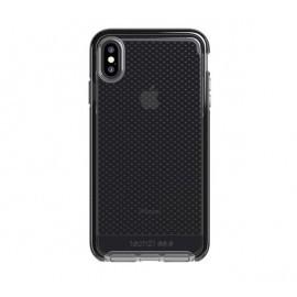 Tech21 Evo Check Apple iPhone XS Max transparant zwart
