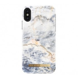 iDeal of Sweden Fashion Back Case iPhone X / XS ocean marble