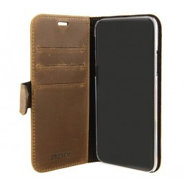 Valenta Booklet Classic Luxe iPhone XS Max Vintage bruin