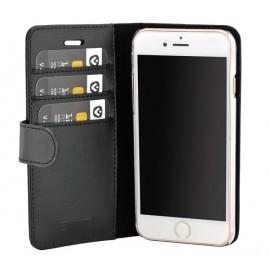 Valenta Booklet Classic Luxe Black iPhone 6(S) / 7 / 8 / SE 2020