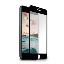 Casecentive Glass Screenprotector 3D full cover iPhone 7 / 8