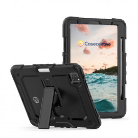 Casecentive Ultimate Hardcase iPad Air 2020 zwart