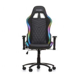 Gear4U - Gaming chair with RGB lighting - Black