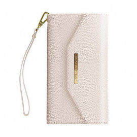 iDeal of Sweden Mayfair Clutch Wallet case iPhone 11 Pro Max beige