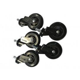 Gear4U Rush Wheels Black