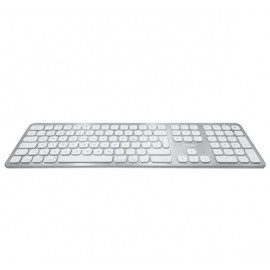 Macally Slim Bluetooth Keyboard QWERTY UK wit
