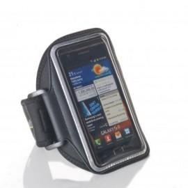 Muvit Ultra-Thin Universele Sport Armband iPhone 5(S)/SE zwart