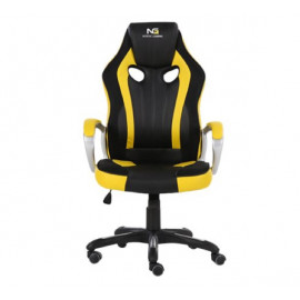 Nordic Gaming Challenger gaming chair geel