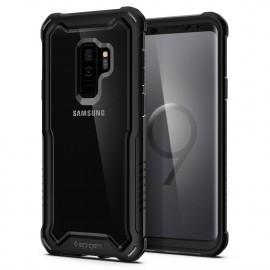 Spigen Hybrid case Galaxy S9 Plus zwart