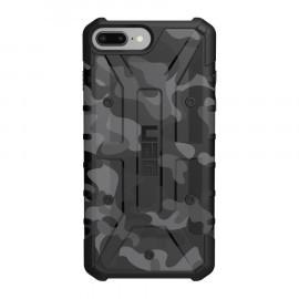 UAG Pathfinder Midnight Hardcase iPhone 6(S) / 7 / 8 Plus zwart