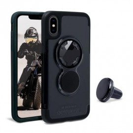 Rokform Crystal case iPhone X / XS zwart