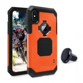 Rokform Rugged case iPhone X / XS oranje