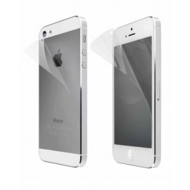 Screenprotector anti-reflectie iPhone 5(S)/SE (voor en achter)