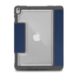 STM Dux Plus Duo case iPad 10.2 2019/ 2020 blauw
