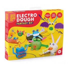 Techwillsaveus Electro Dough Fantasy kit