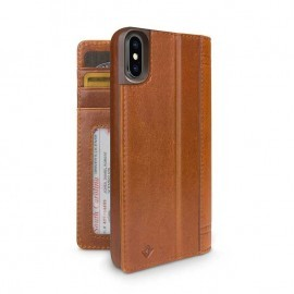 Twelve South Journal iPhone X / XS Cognac