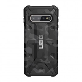 UAG Hard Case Galaxy S10 Plus Pathfinder Midnight Camo zwart