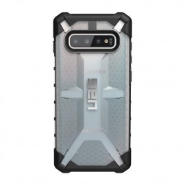 UAG Hard Case Galaxy S10 Plus Plasma Ice Clear