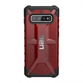 UAG Hard Case Galaxy S10 Plus Plasma Magma rood