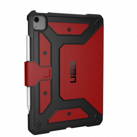 UAG Metropolis Rugged Carrying Case iPad Air 2020 rood