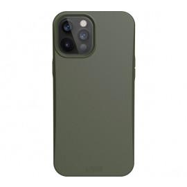 UAG Outback Hard Case iPhone 12 Pro Max olijfgroen